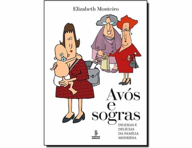 Livro Avos e Sogras
