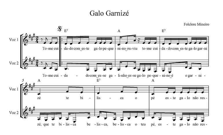 Partitura-Galo-Garnisé-770