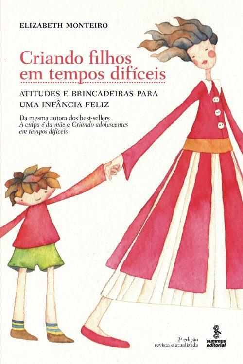 Capa livro Criando Filhos
